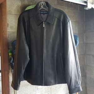 Genuine Lamb Leather Men's Jacket / Coat
